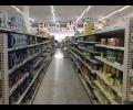 American and International food market